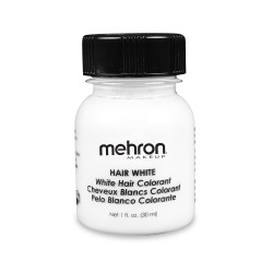 Mehron Hair White 30ml