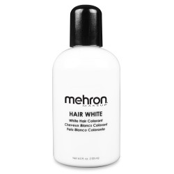 Mehron Hair White 133ml