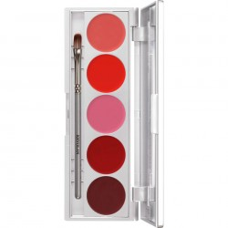 Kryolan Lip Rouge Set 5 Color