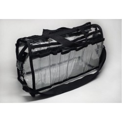 DELUVA Clear Set Bag
