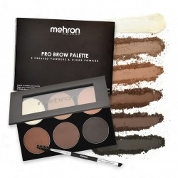 Mehron Pro Brow Palette