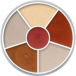 Kryolan Creme Color Circle...