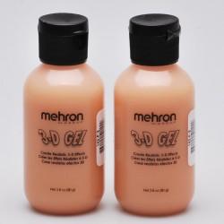 3-D želeja - Mehron 3-D Gel