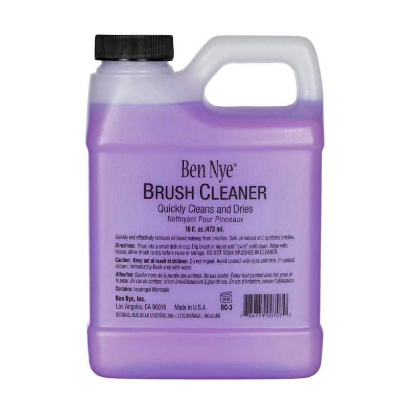 Ben Nye Powder Brush - pūderotas PA-1